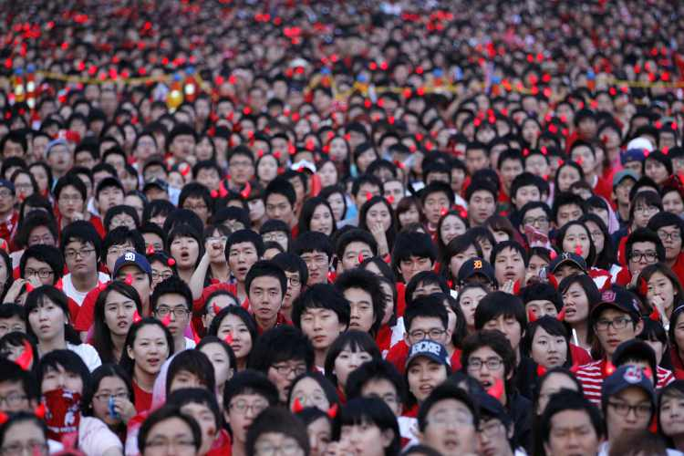 نقش مولفههای جمعیتی در شکلگیری قدرت چین و هند